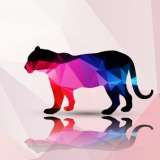 gallery/panter-made-of-polygons